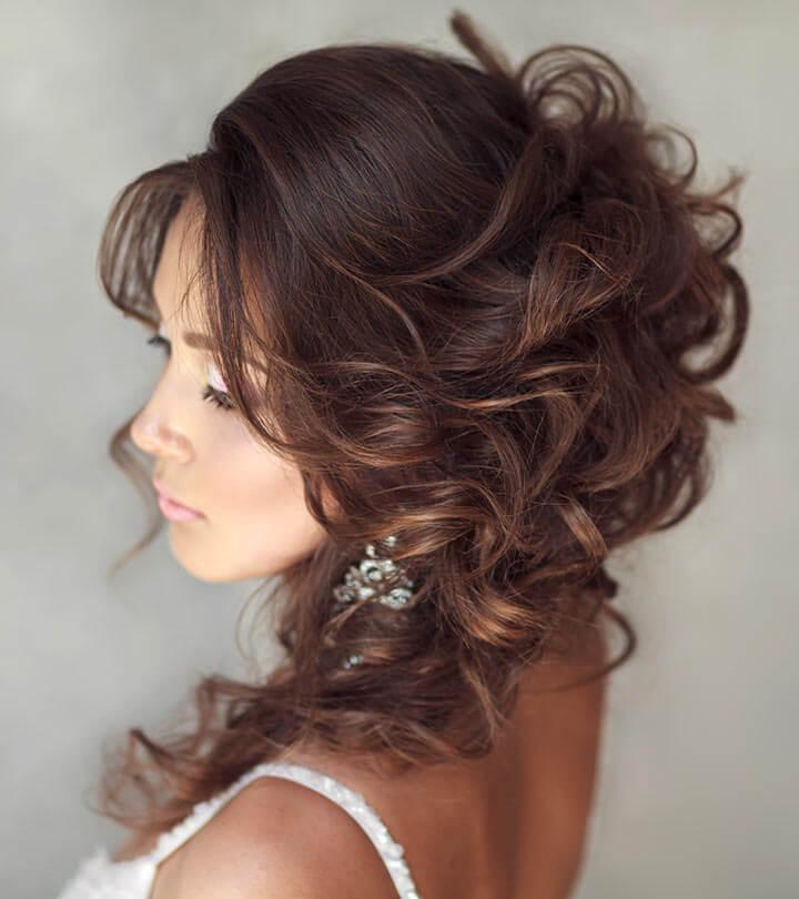 50 Kiểu tóc xoăn gợn sóng đẹp tuyệt vời cho cô nàng sành điệu