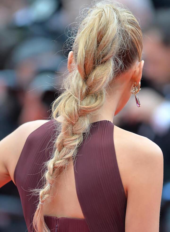 Tết tóc đuôi ngựa
