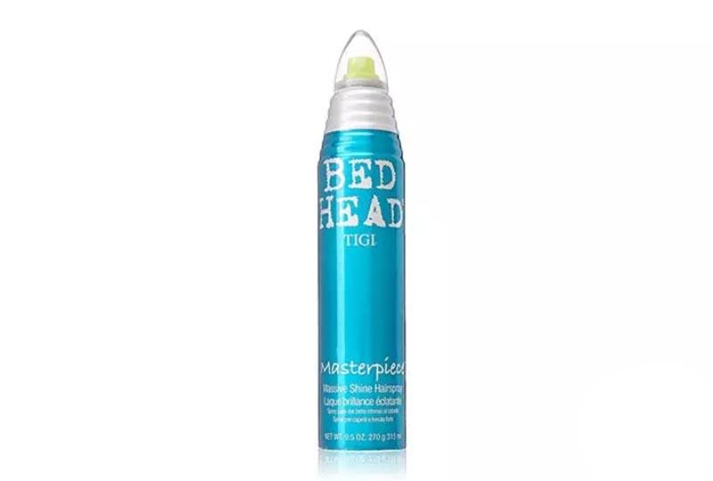 Gôm xịt tóc Tigi Bed Master Master Massive Shine Hairspray