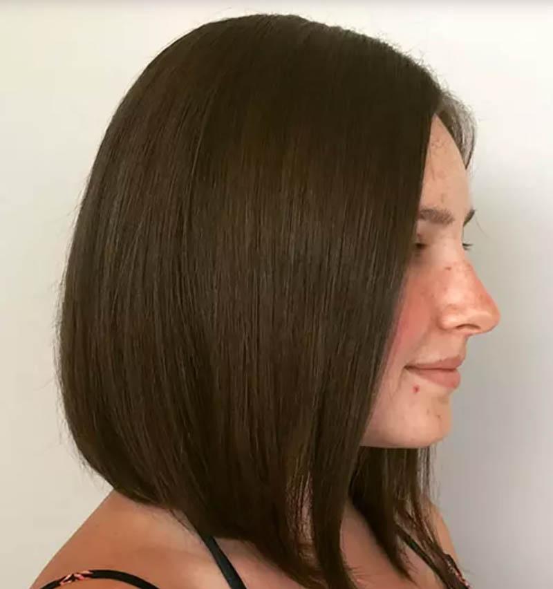 Kiểu tóc Bob hiện đại