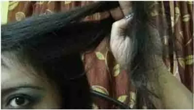 Hướng dẫn thắt tóc kiểu Twister cho nàng bước 2