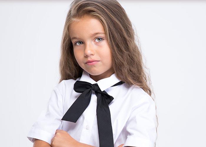 20 Kiểu tóc đẹp duyên dáng dành cho bé gái đi học