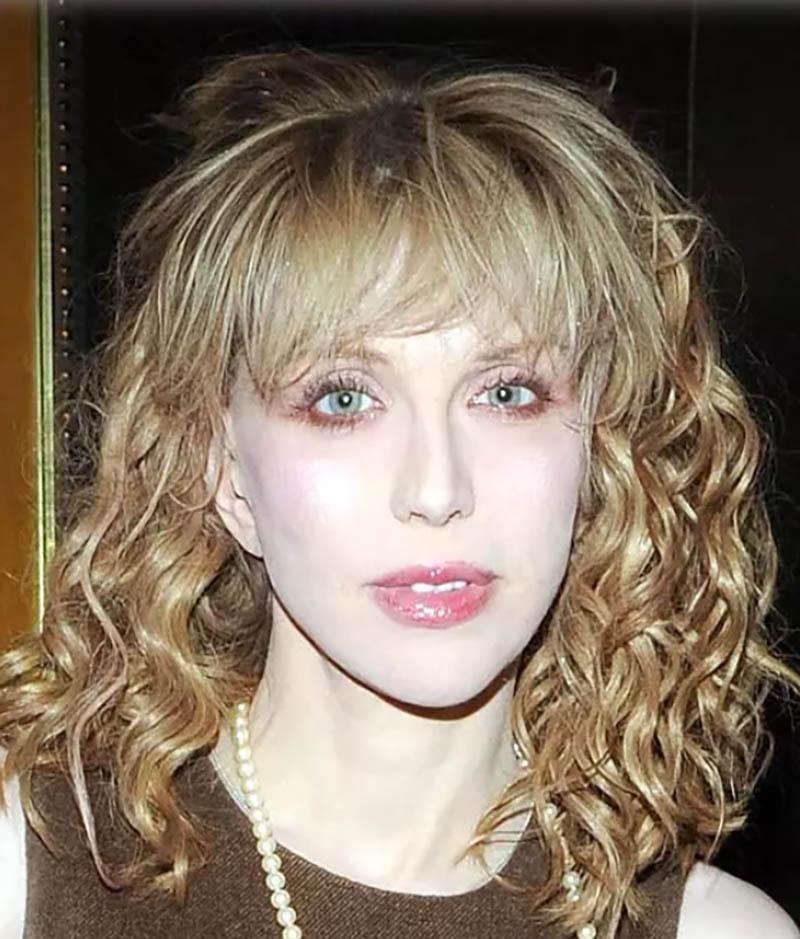 Ca sĩ Courtney Love