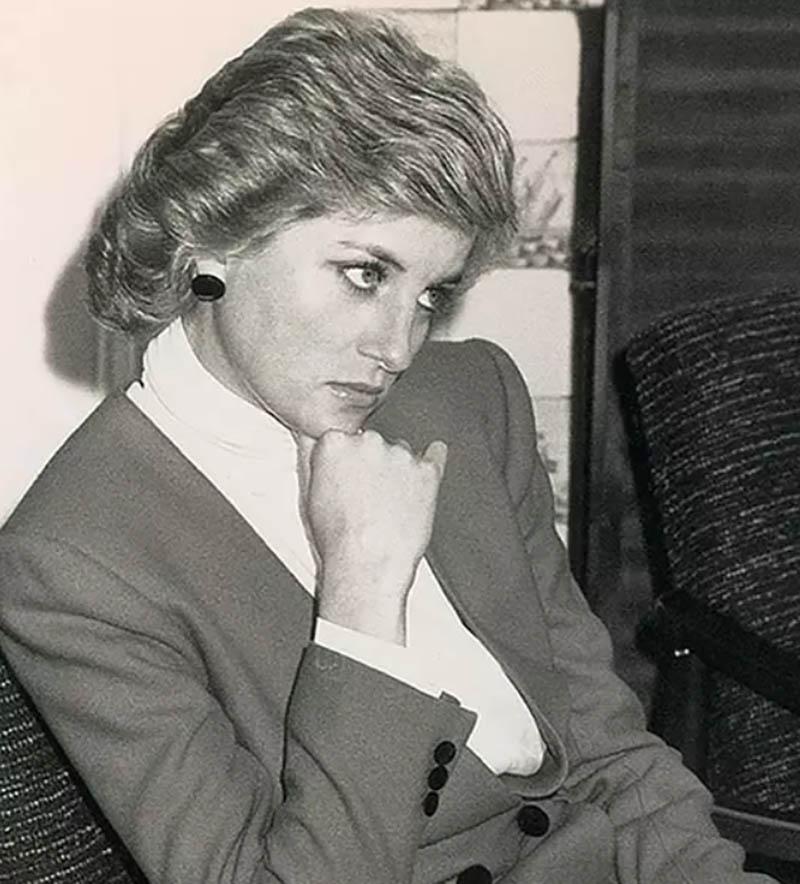 Kiểu tóc công nương Diana