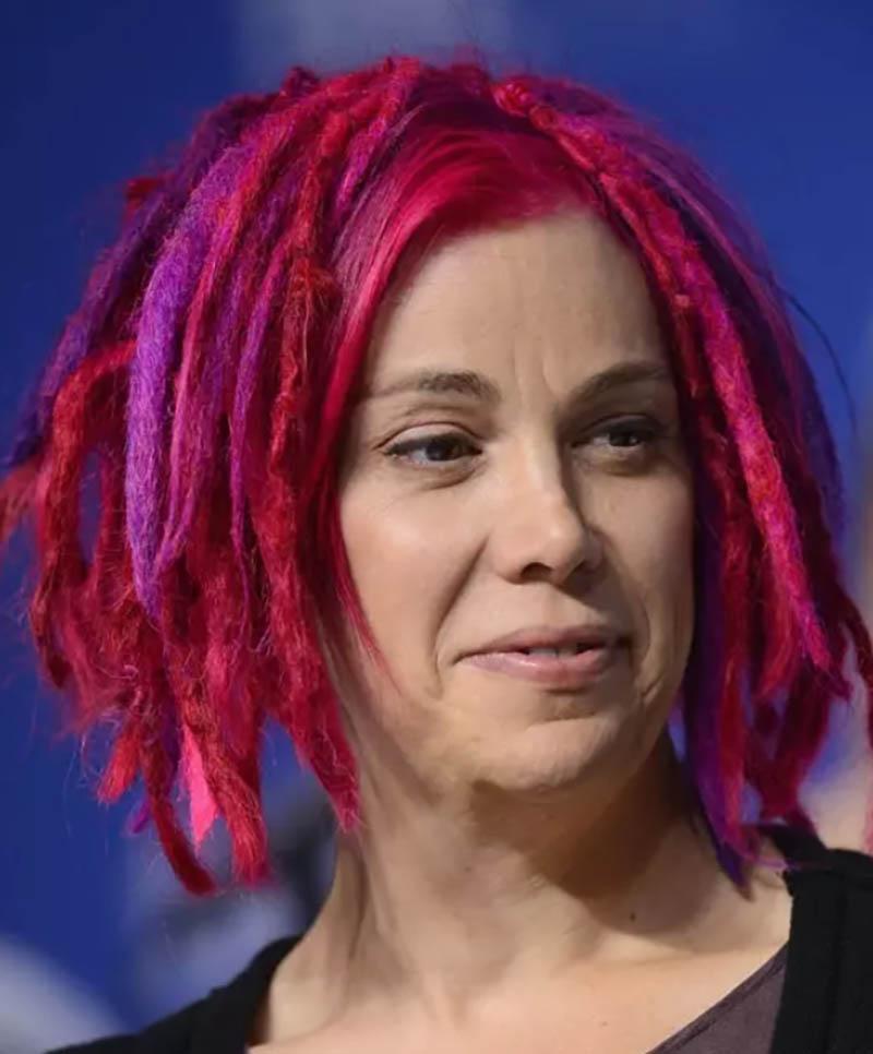Kiểu tóc kết cấu nhiều màu Vibrant