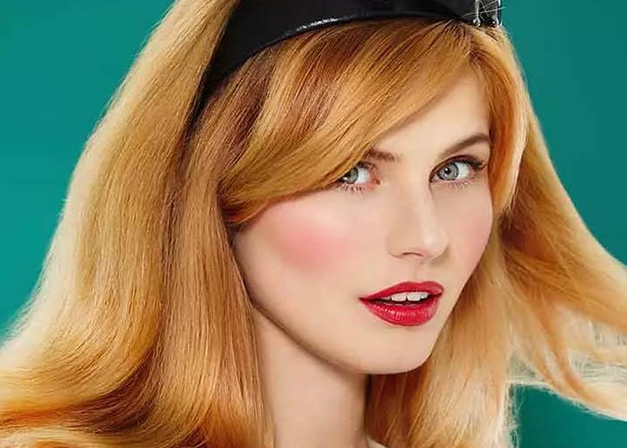 5 Kiểu tóc dài ngang vai sang trọng cho khuôn mặt tròn