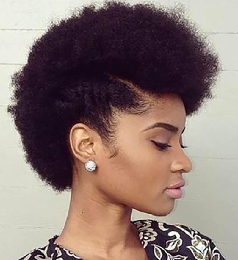 Tóc Bob Afro