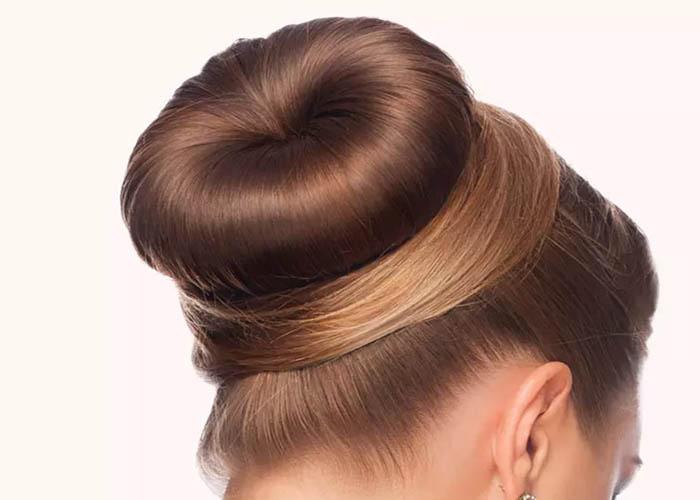 Cách búi tóc donut xinh xắn siêu đơn giản giúp nàng thêm xinh
