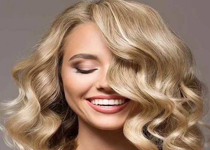 nuôi dưỡng mái tóc xoăn