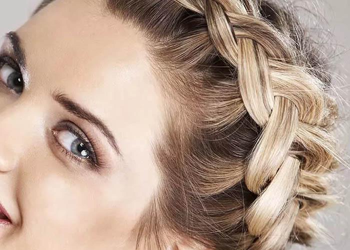 Hướng dẫn cách tết tóc kiểu Hà Lan cực đẹp
