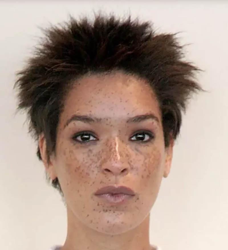Kiểu tóc Spiky sang trọng