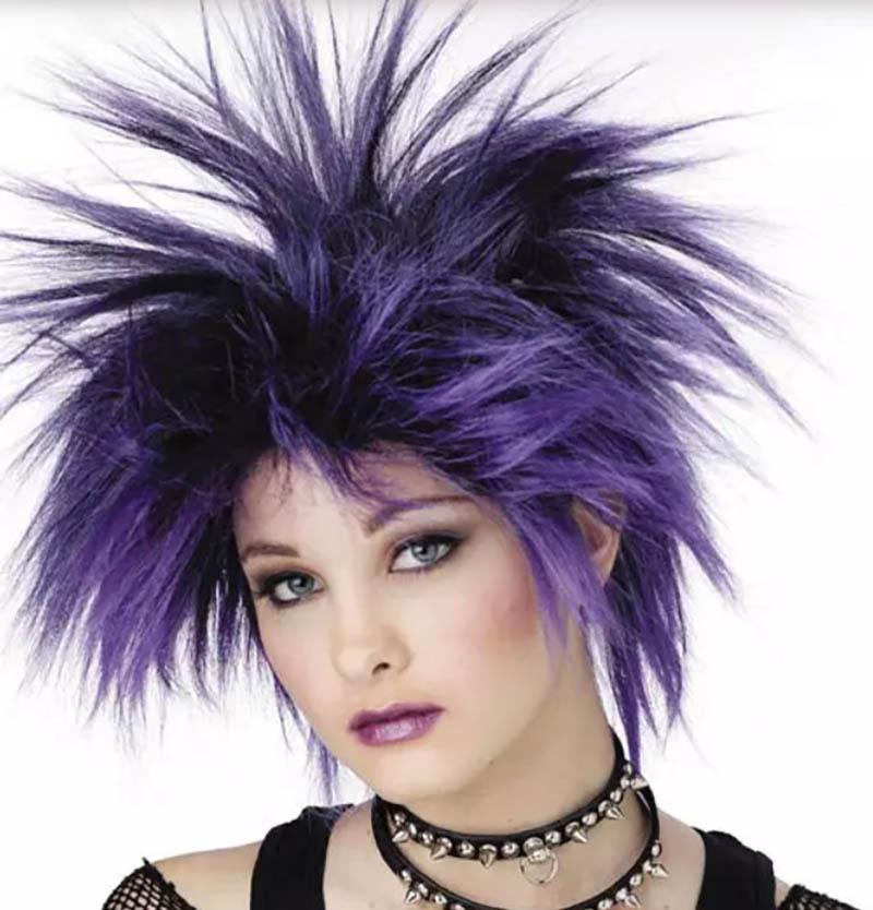 Kiểu tóc gai Emo Punk