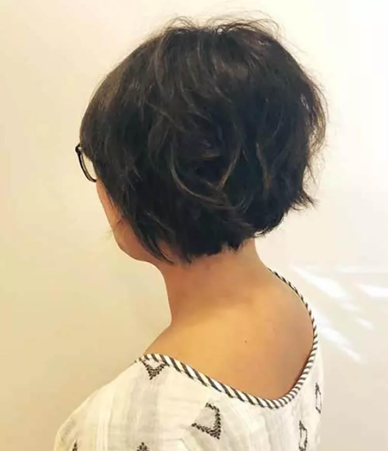 Kiểu tóc bob theo phong cách cổ điển của Pháp