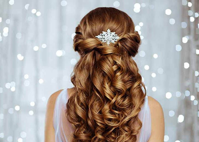 50 Kiểu tóc đẹp dành cô dâu trong bữa tiệc sau đám cưới