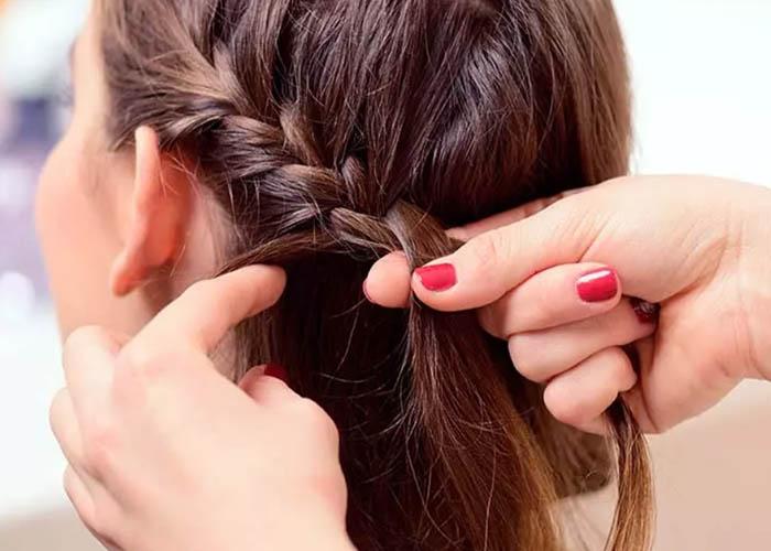 Hướng dẫn thắt tóc kiểu Twister cho nàng