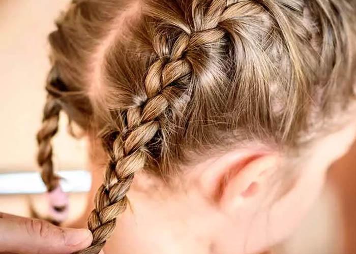 Mách bạn 20 kiểu thắt bím tóc đẹp cho bé gái