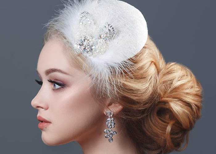 20 Kiểu tóc cho cô dâu mặt tròn được yêu thích nhất hiện nay 1
