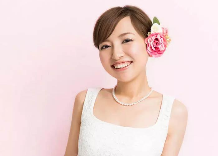 6 Kiểu tóc cô dâu châu Á đẹp rạng ngời cho ngày trọng đại 1