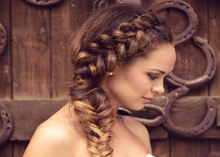 50 Kiểu tóc dài đẹp ngây ngất cho cô dâu trong ngày trọng đại