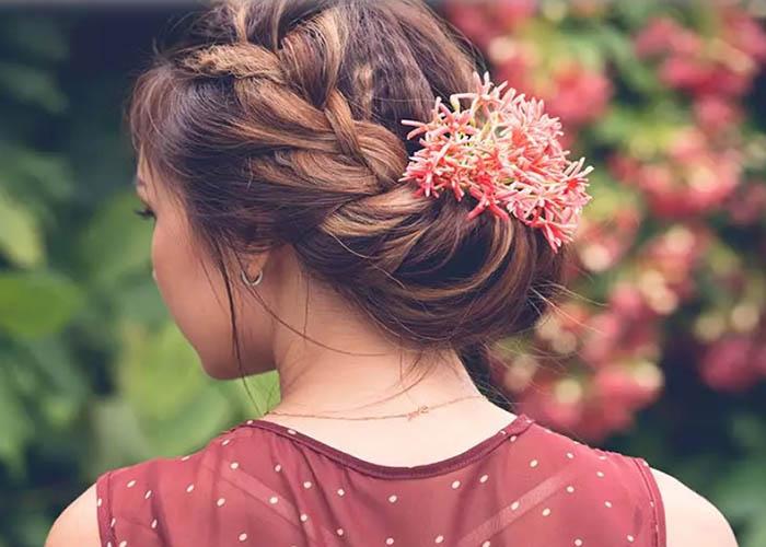 20 Mẫu tóc búi đẹp quyến rũ cho cô nàng bận rộn