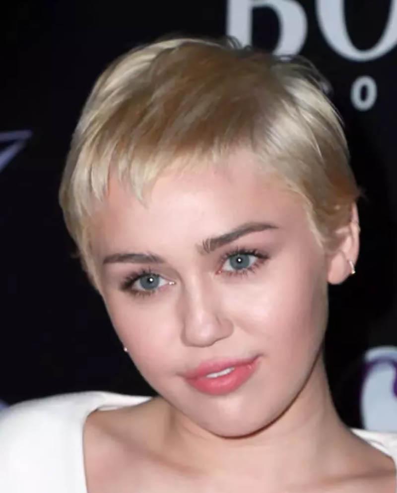 Kiểu tóc pixie siêu ngắn