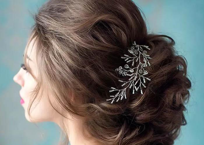 50 Kiểu tóc đẹp cho cô dâu tóc ngắn đáng để thử nhất hiện nay