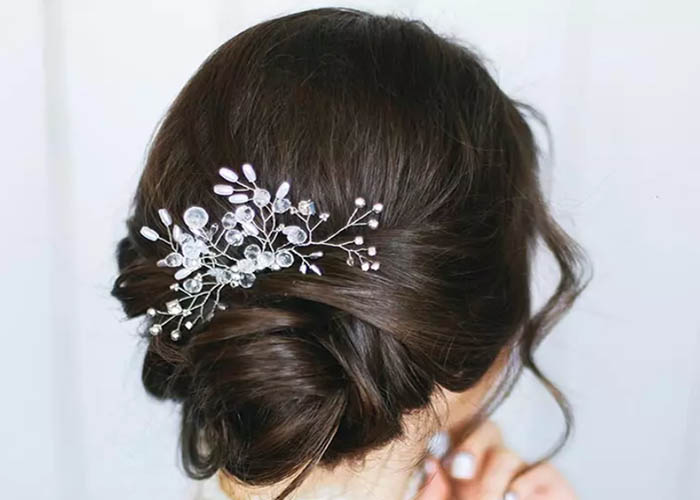 10 Kiểu tóc cho cô dâu tóc ngắn theo xu hướng hiện đại