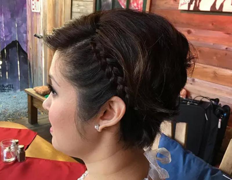 Tết tóc kiểu Hà Lan và tóc pixie