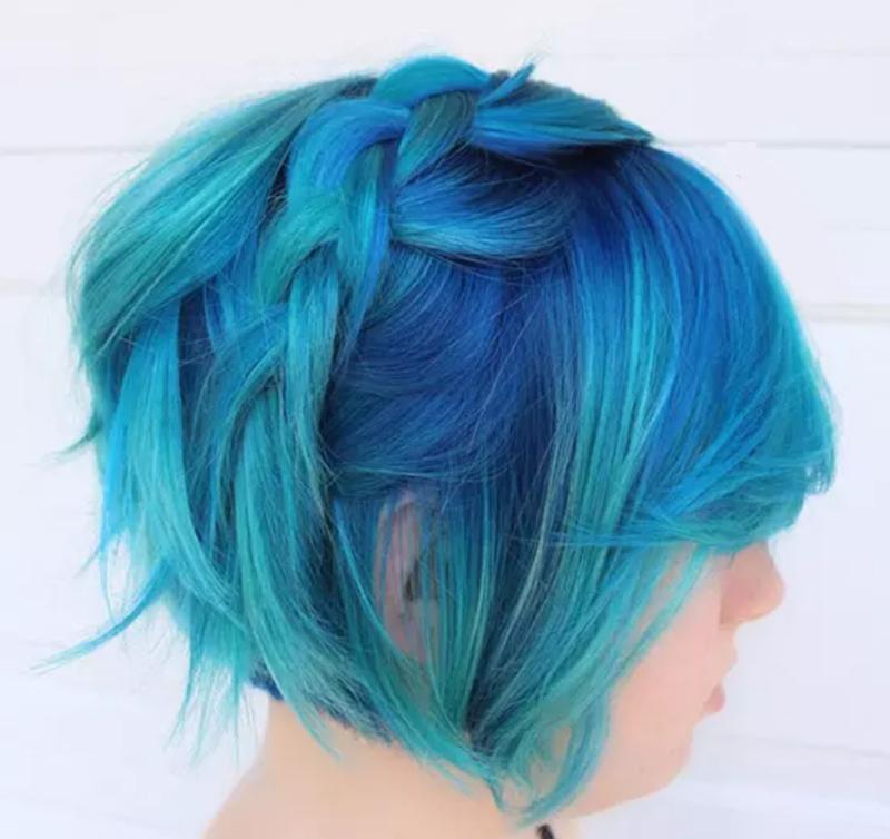 Tết tóc kiểu Hà Lan