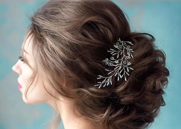 50 Kiểu tóc đẹp cho cô dâu tóc ngắn hot nhất hiện nay