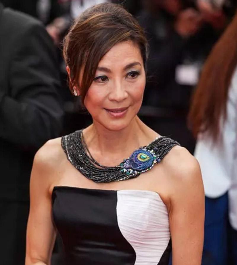 Diễn viên Michelle Yeoh (Dương Tử Quỳnh) - Đơn giản và thanh lịch