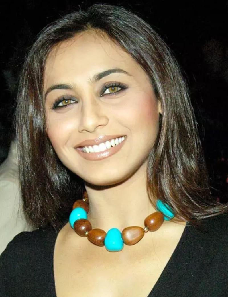Diễn viên Rani Mukerji