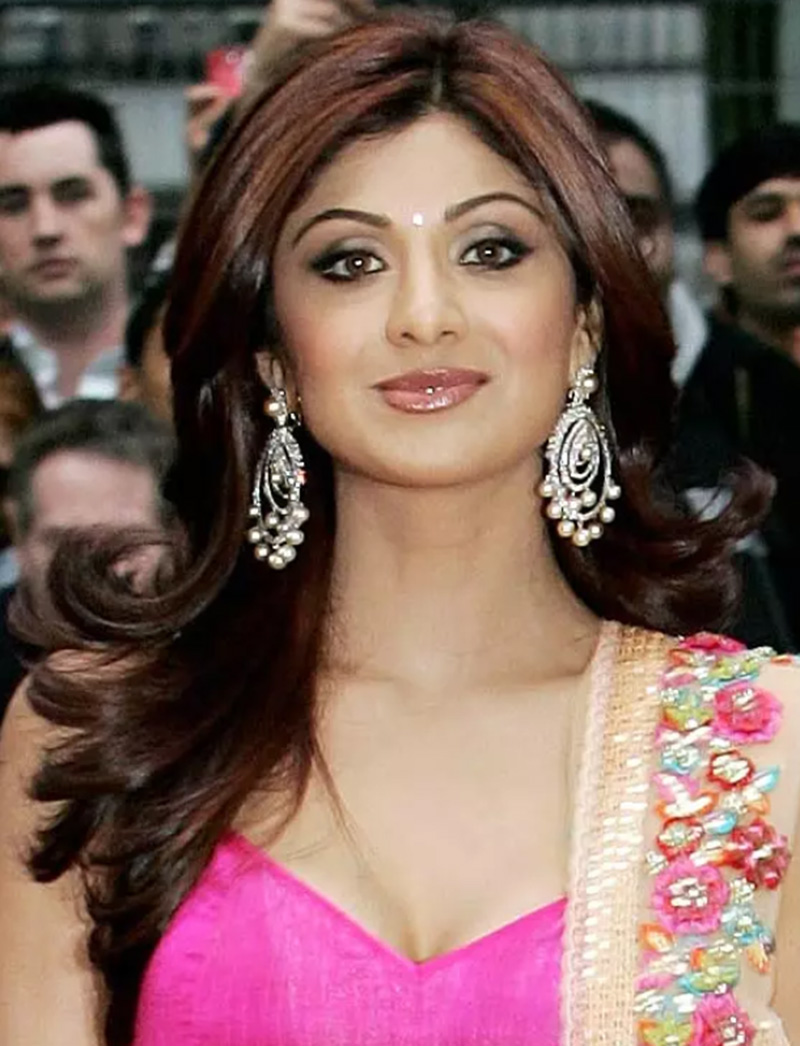 Diễn viên Shilpa Shetty