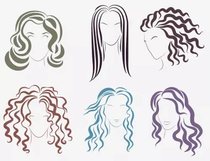 Kết cấu tóc