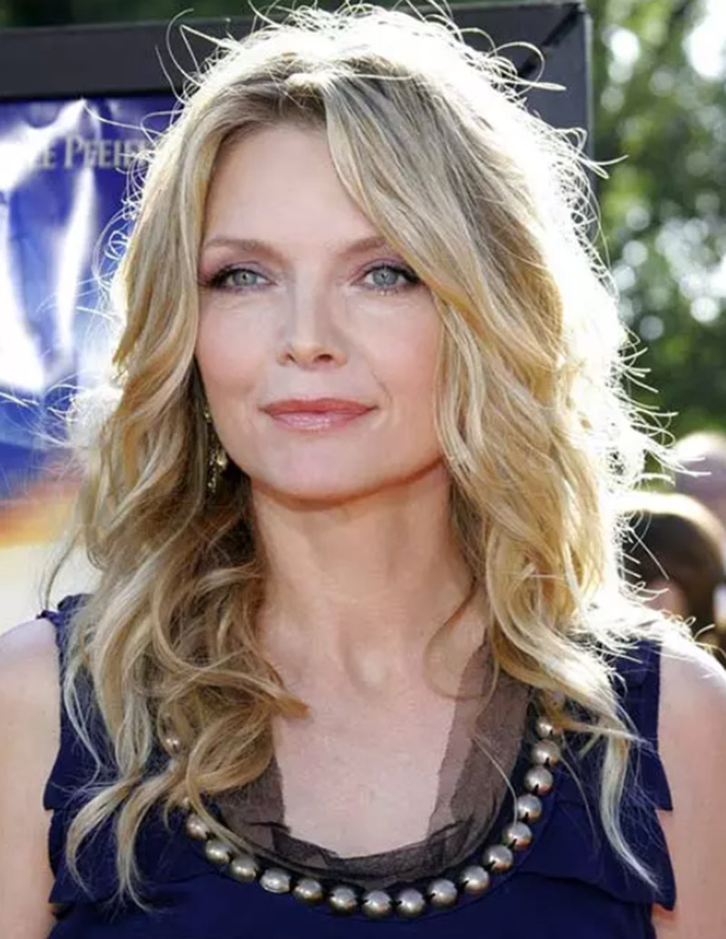 Michelle Pfeiffer (Tóc layer)