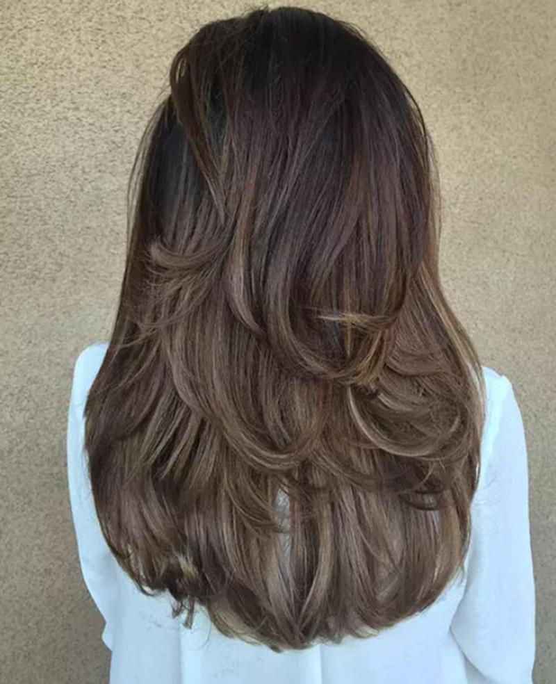 Móc Light tóc