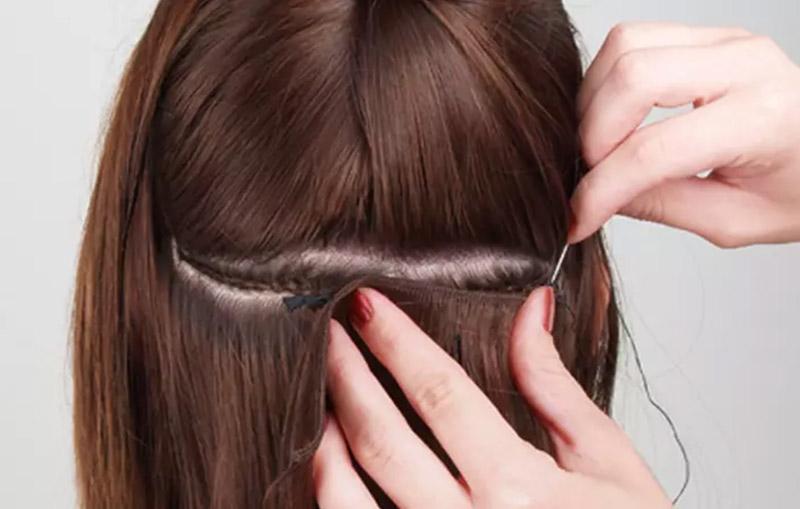 Nối tóc tết