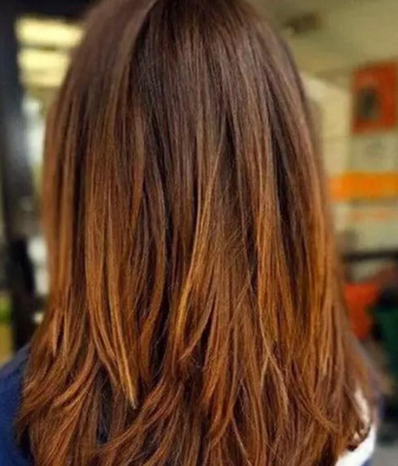 Tóc layer đơn giản