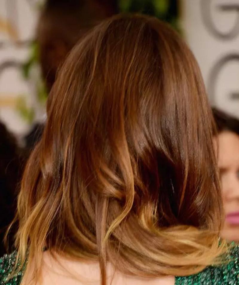 Tóc vàng bồng bềnh