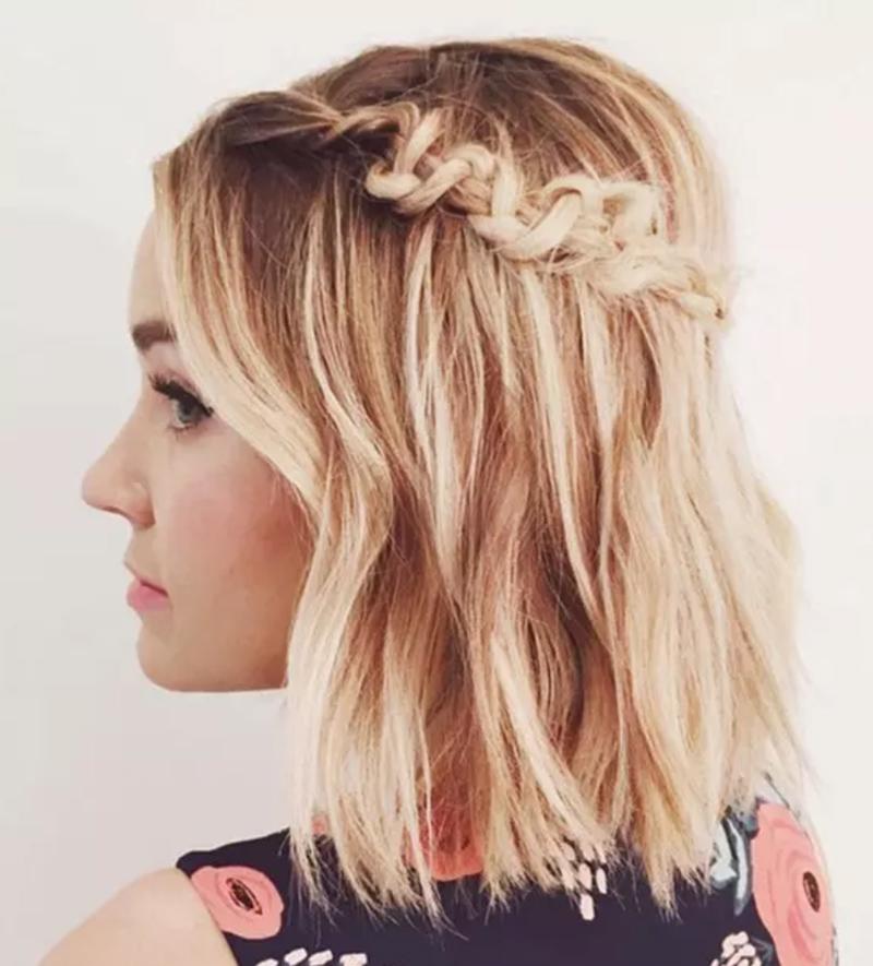 Xoắn tóc tự nhiên