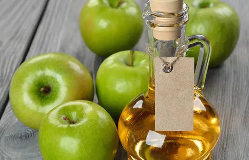 Giấm táo và chanh