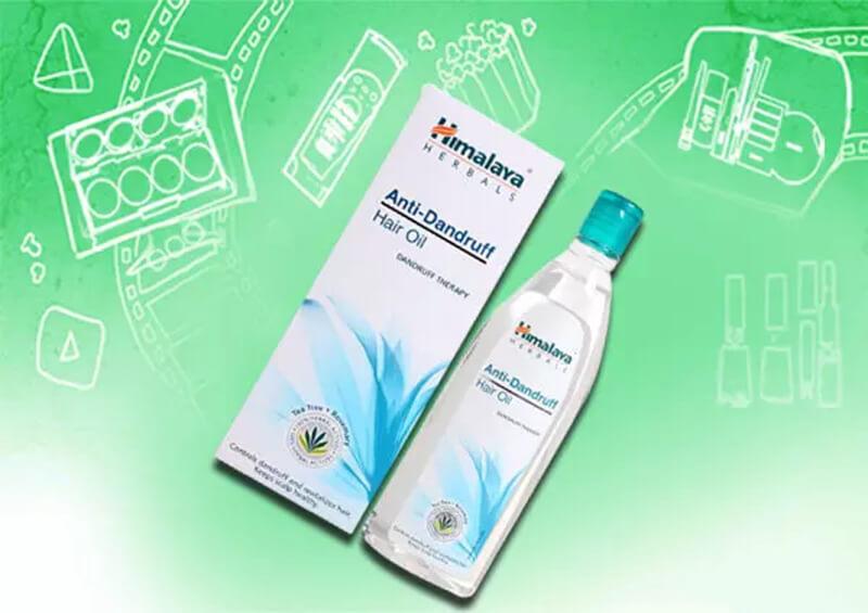 Dầu gội trị gàu Himalaya Anti Dandruff Hair Oil