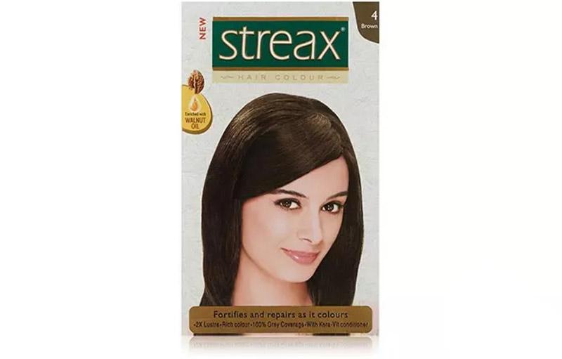 Streax Brown 4 Hair Colour