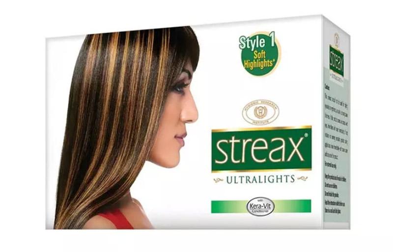 Streax Hair Colour Ultra Light Soft Style 1