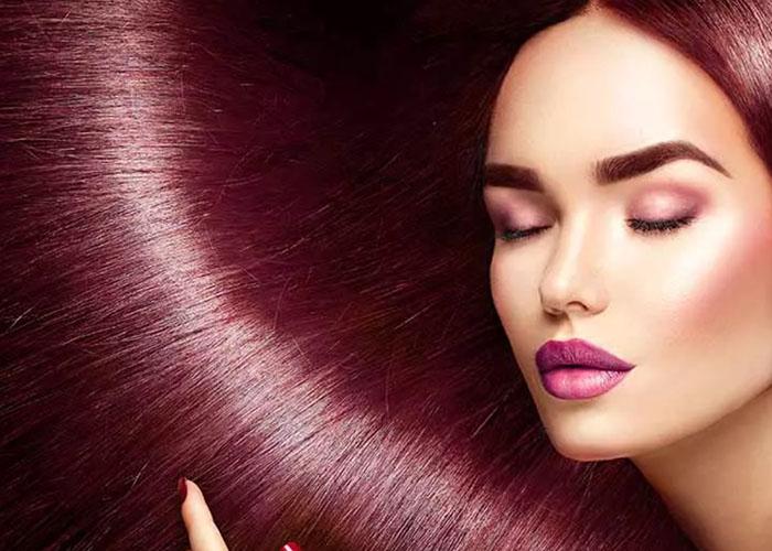 10 Kiểu tóc màu mận đẹp khiến nàng đứng ngồi không yên
