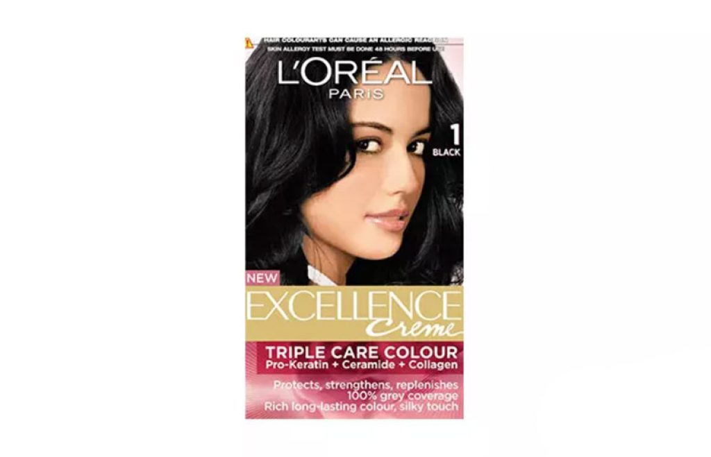 L'Oreal Excellence Range