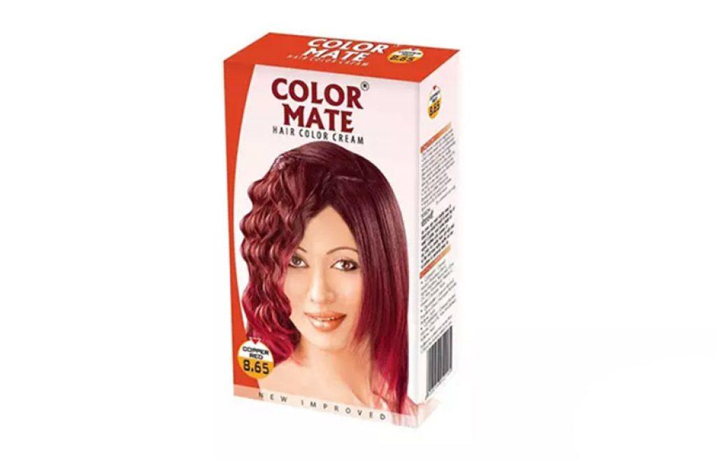Color Mate Hair Colour Creams