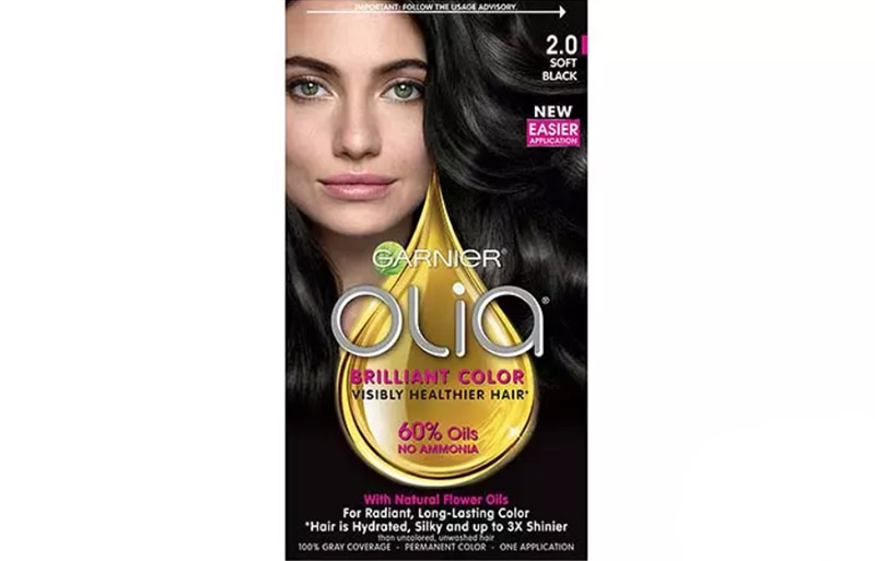 Garnier Olia Brilliant Color – Soft Black