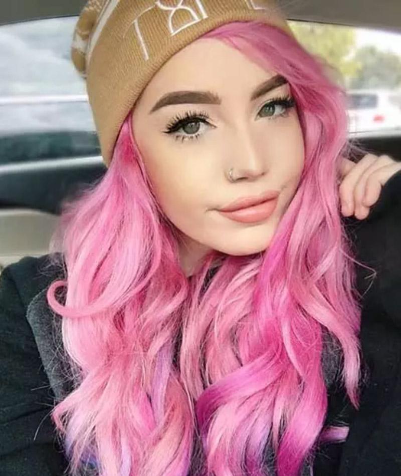 Feelin' Pink