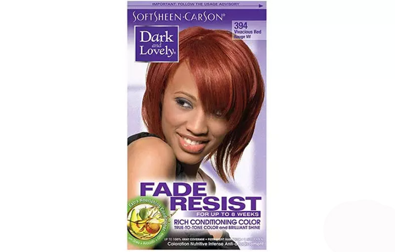 Soft Sheen Carson Dark And Lovely Fade-Resistant Rich Conditioning Color